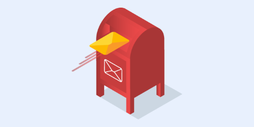 書類の記入・郵送